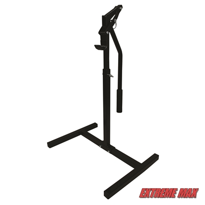 Extreme Max 5001.5013 Lever Lift Stand