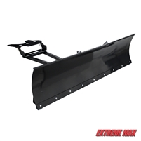 Extreme Max 5500.5109 Heavy-Duty UniPlow One-Box ATV Plow System with Polaris 570 Sportsman Mount - 60""