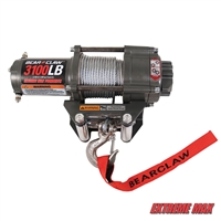 Extreme Max 5600.3072 Bear Claw ATV Winch - 3100 lb.