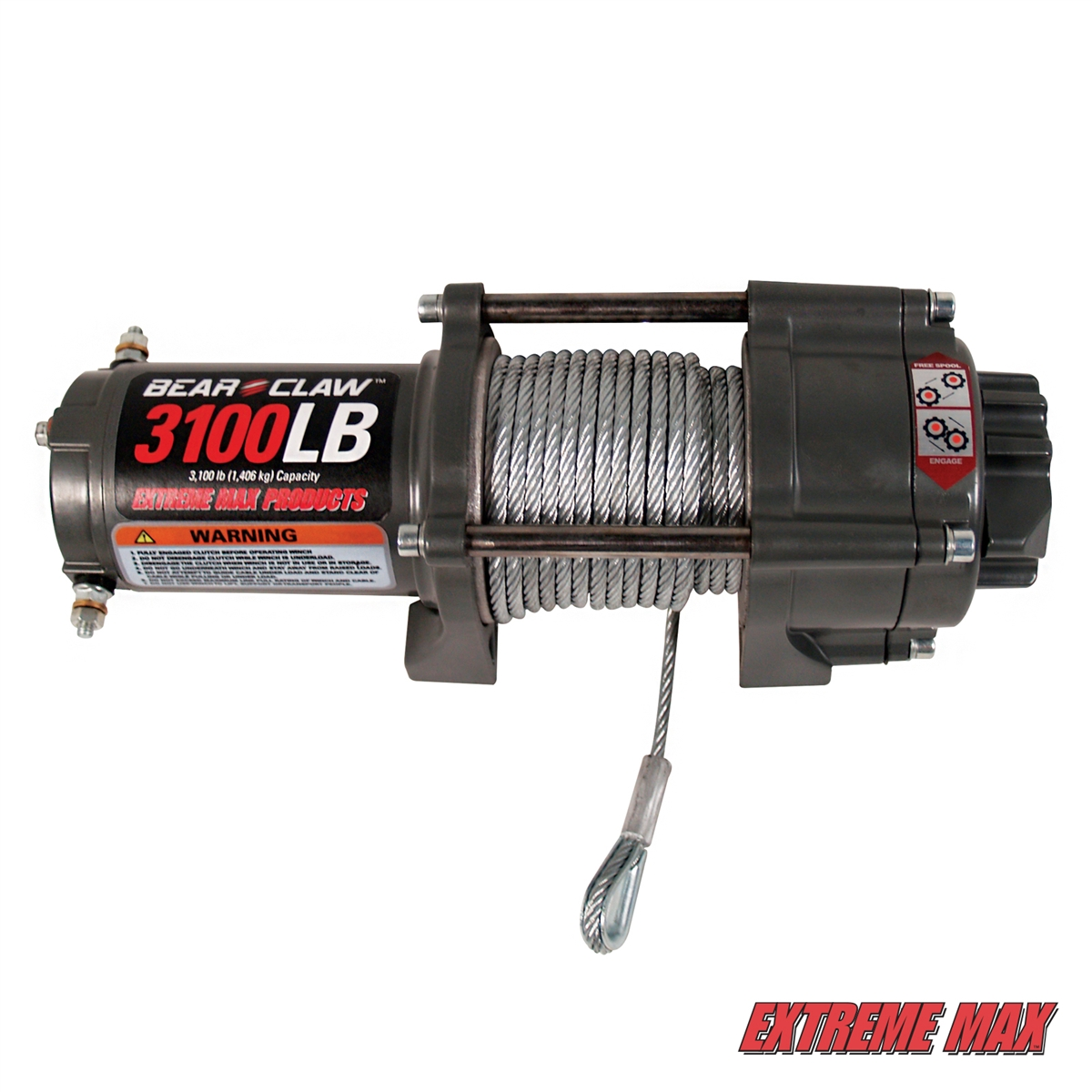 5600.3072 3 extreme max 5600 3072 bear claw atv winch 3100 lb bear claw winch wiring diagram at edmiracle.co