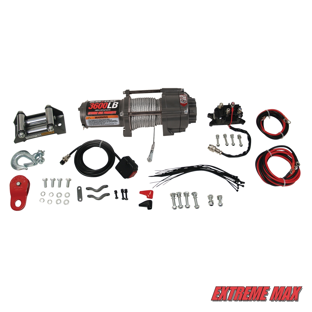 5600.3072 5 extreme max 5600 3072 bear claw atv winch 3100 lb bear claw winch wiring diagram at edmiracle.co