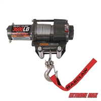 Extreme Max 5600.3075 Bear Claw ATV Winch - 3600 lb.