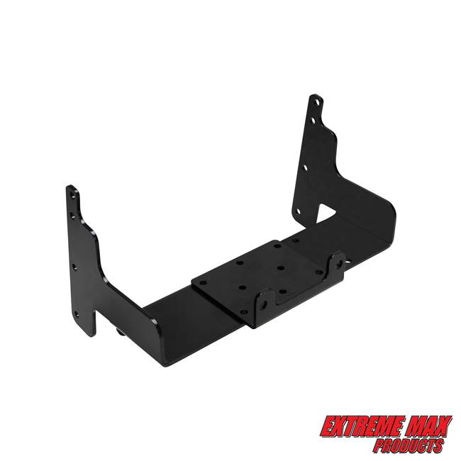 Extreme Max 5600.3142 ATV Winch Mount for ATVs with Generation 4 Chassis