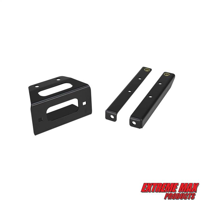 Extreme Max 5600.3169 Winch Mount for Select Polaris RZR 570/800