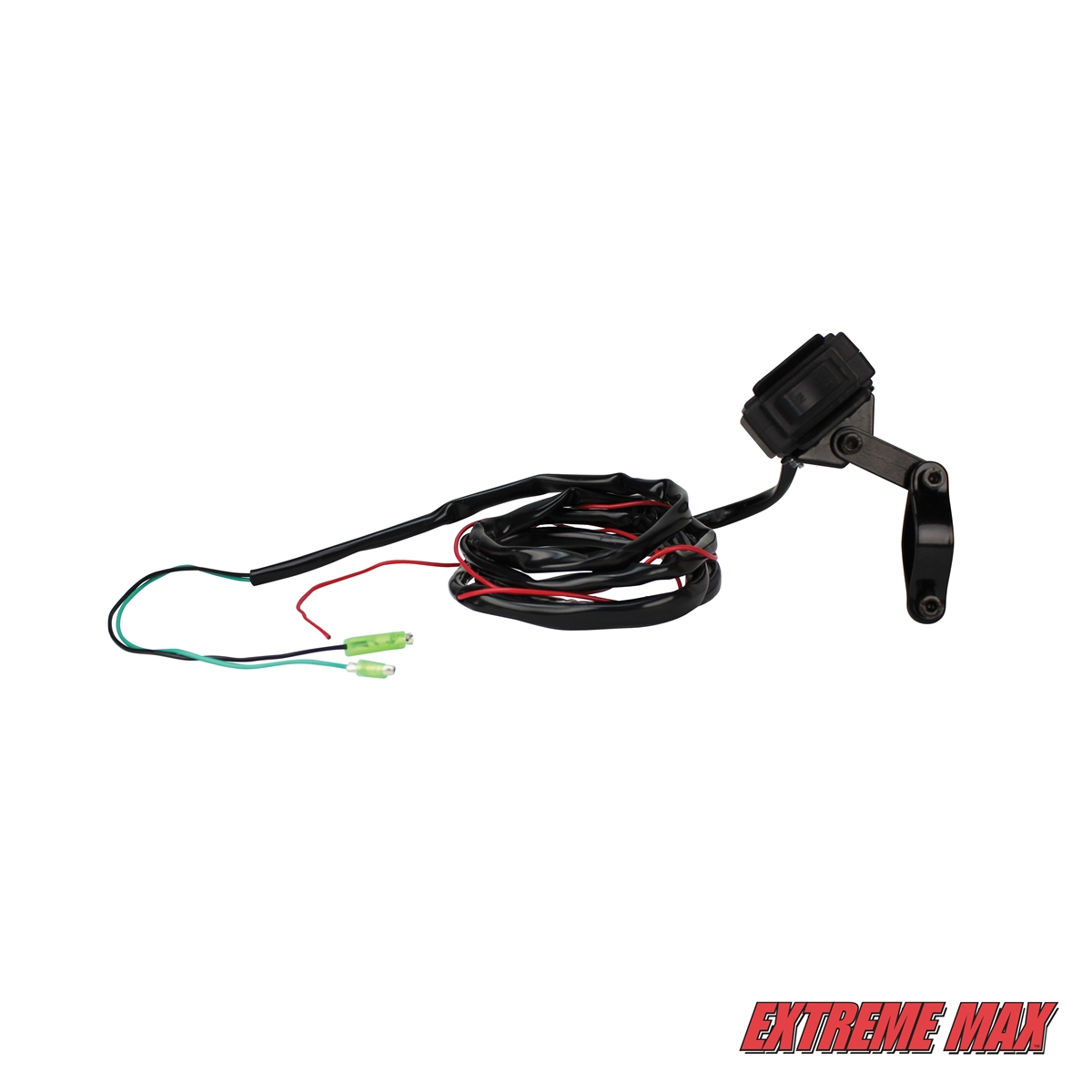 Extreme Max 5600.3175 Universal Waterproof ATV Winch