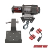 Extreme Max 5600.3198 Complete 3100 lb. Winch & Quick-Release Kit for ATV / UTV