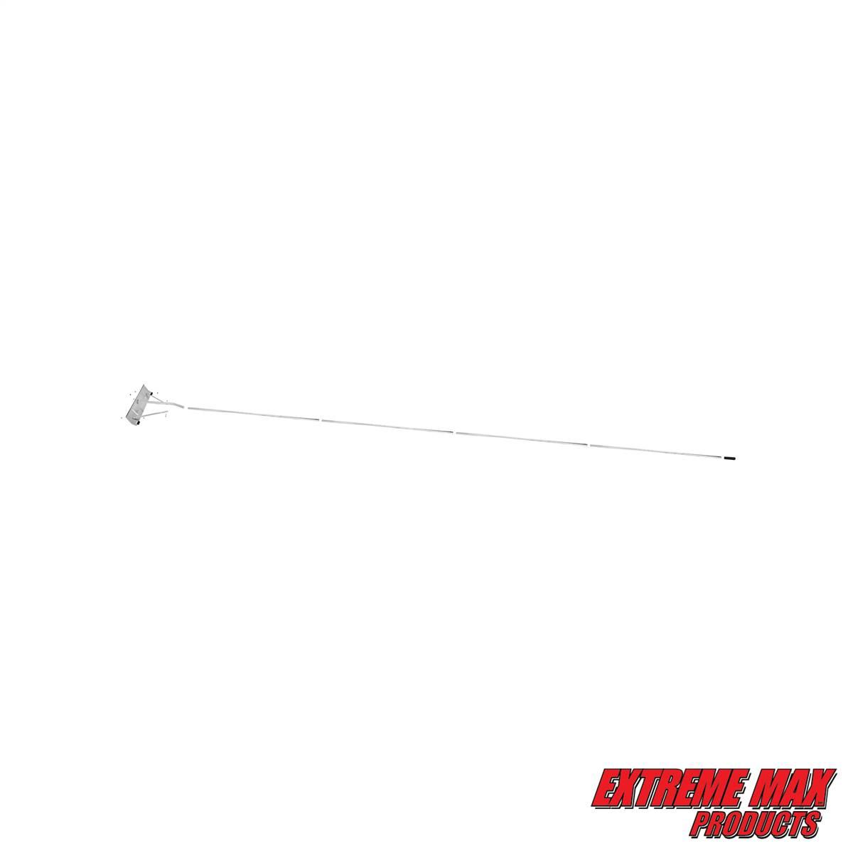 Extreme Max 5600 3207 Shingle Saver 21 226 Roof Snow Rake