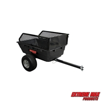 Extreme Max 5600.3259 Pro-Series 1500 lbs. ATV/UTV Off-Road Utility Trailer