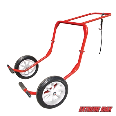 Extreme Max 5800.1049 Monster Dolly M2 - Red