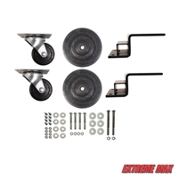 Extreme Max 5800.1051 Wheel Kit for PRO Snowmobile Lift