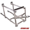 Extreme Max 5800.1184 Deluxe Aluminum Snowmobile Lift - Wheel Kit Included