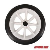 Extreme Max 5800.9057 Monster Dolly Replacement Wheel